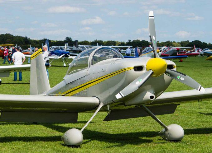 LAA propeller overhaul