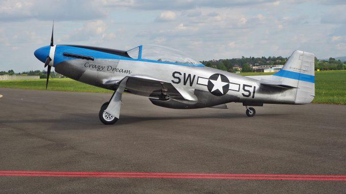 Scalewings Mustang