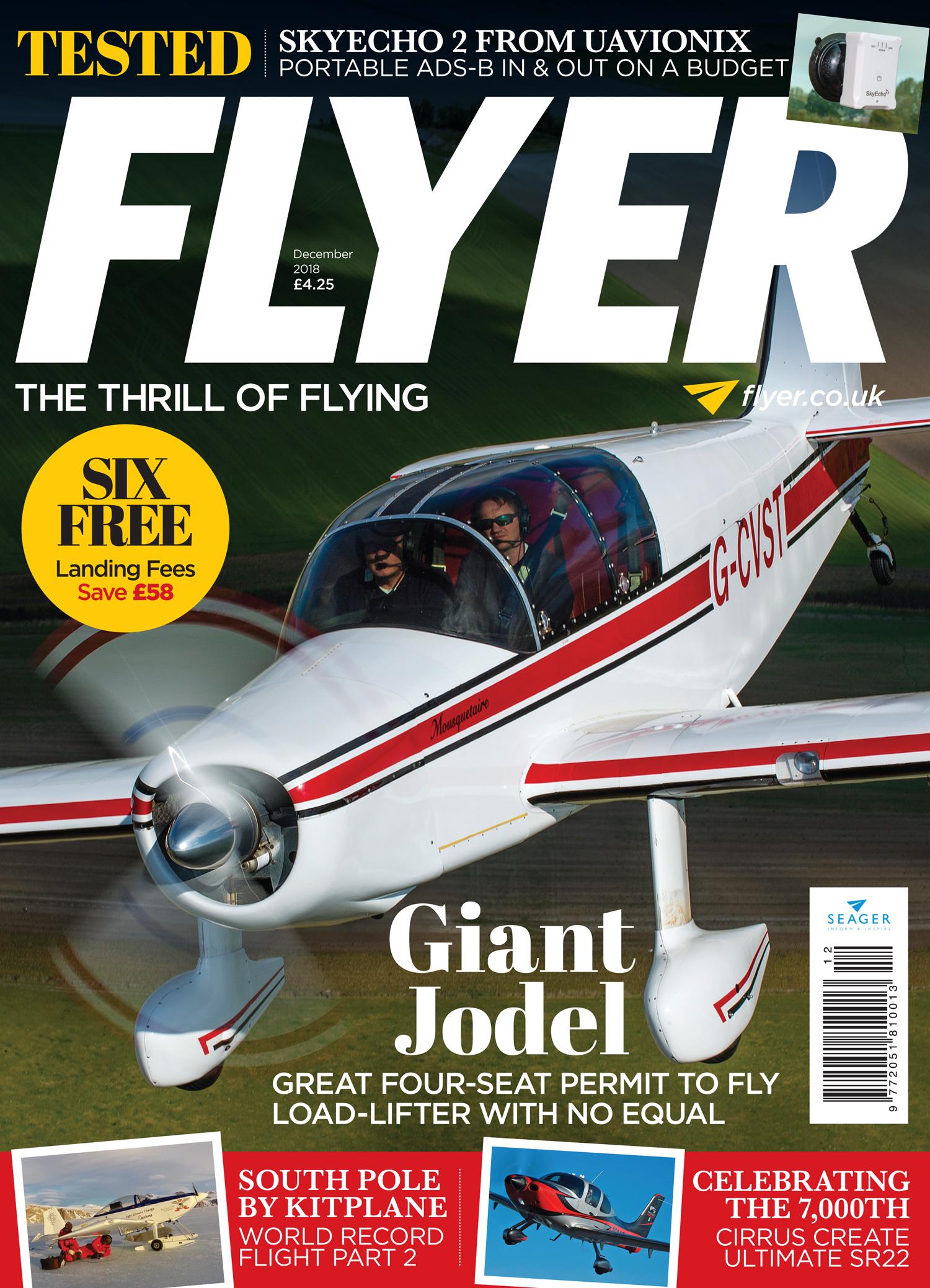 Flyer magazine December 2018