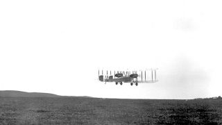 Alcock & Brown Vickers Vimy flight 1919