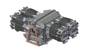 Ilmor aero diesel
