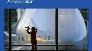 UK govt aviation strategy green paper 2018