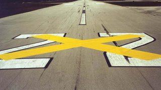 runway closed