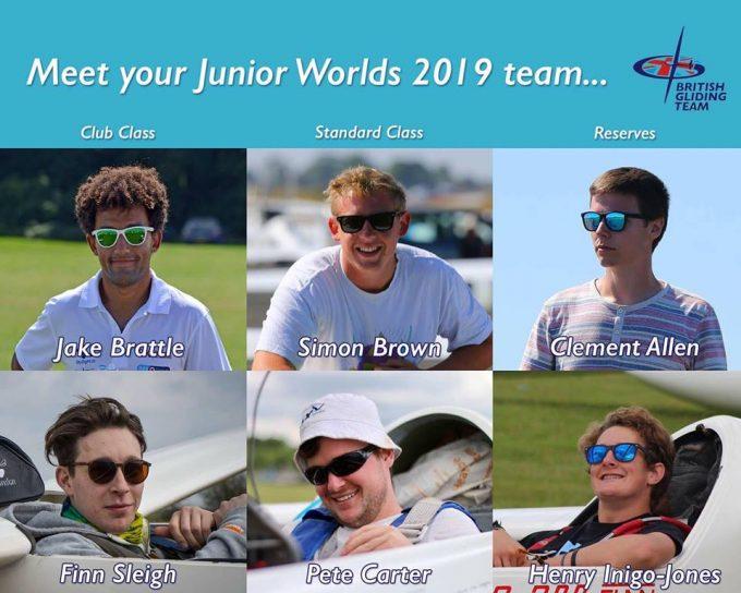 Team GB gliding