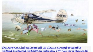 US Classics fly-in