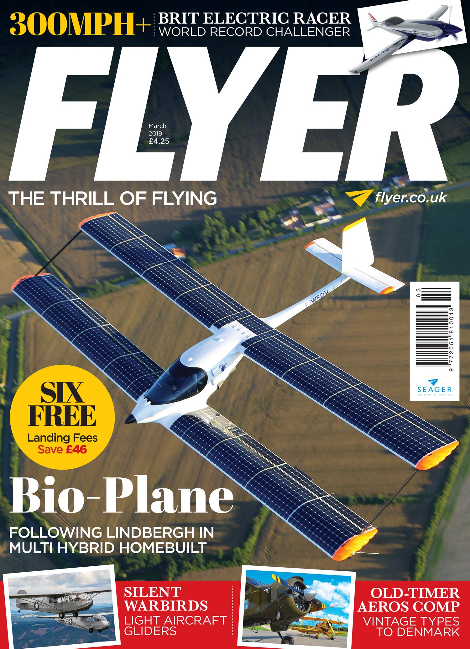 FLYER magazine March 2019