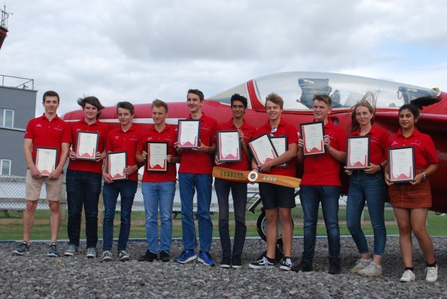 Cotswold Airport Aviation Scholarships