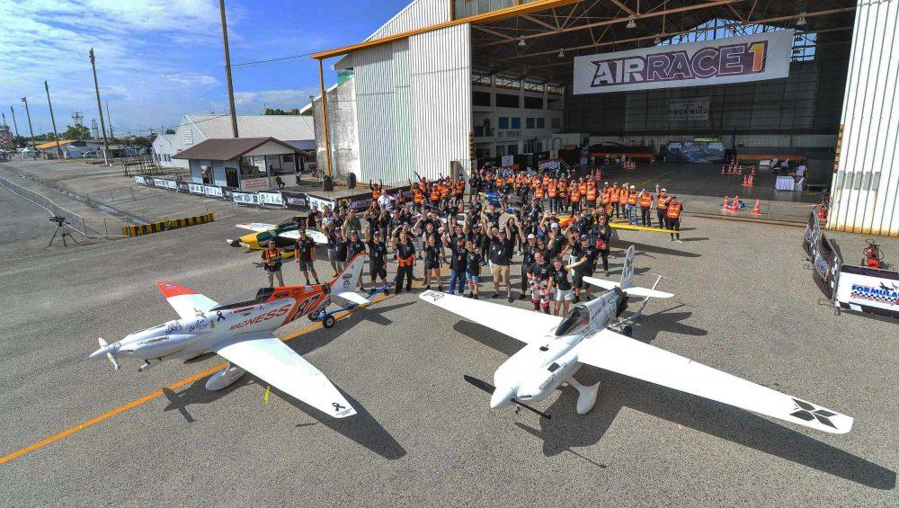 Air Race E Airbus