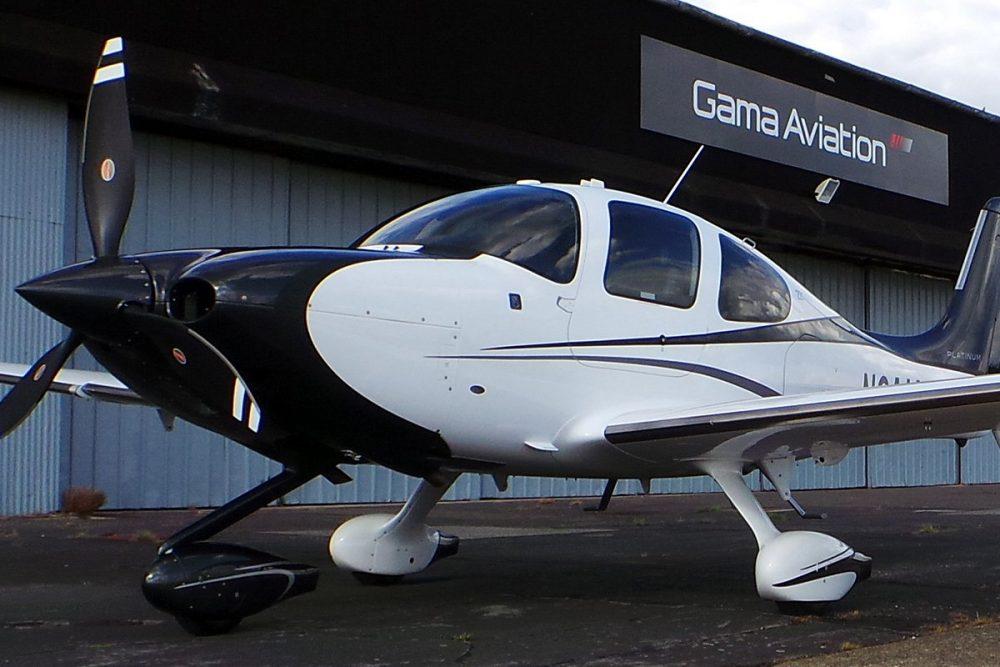 Gama Aviation Cirrus SR22
