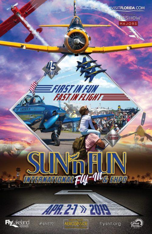 Sun 'n Fun 2019