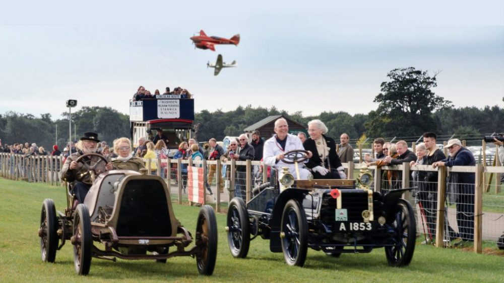 Shuttleworth Race Day