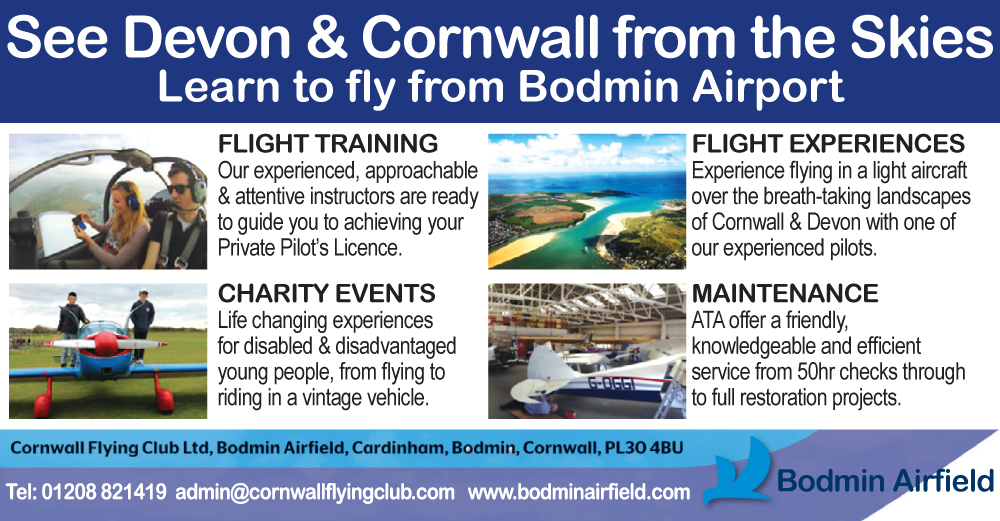 Bodmin Cornwall Flying Club