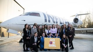 Girls in aviation