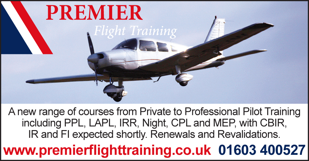 Premier flight training