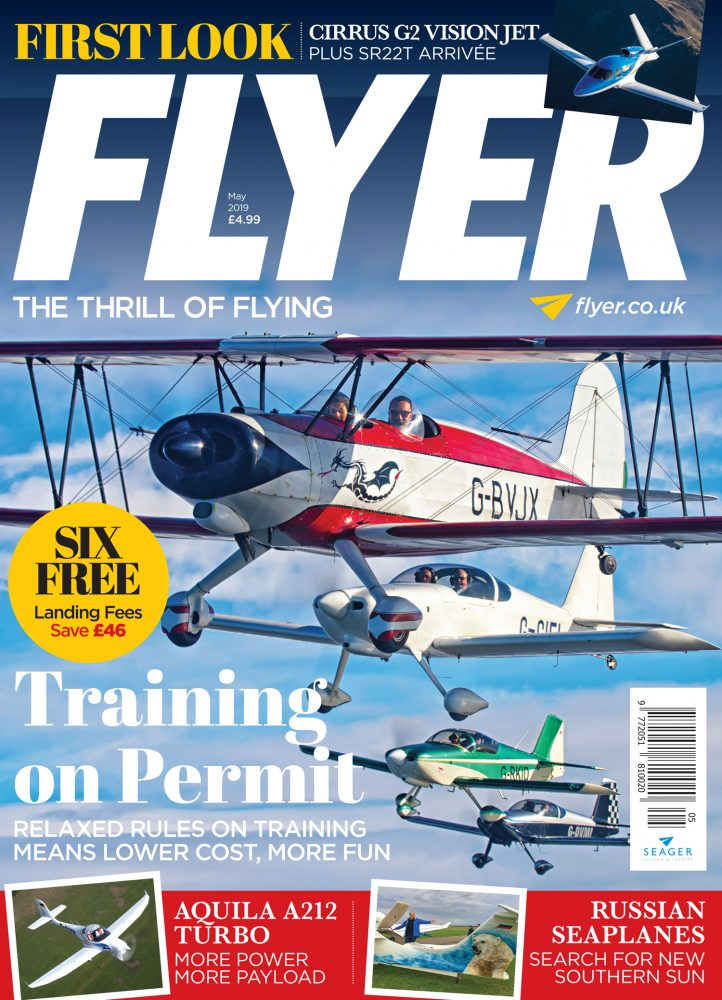 FLYER May 2019 - FLYER