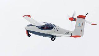 Equator Aircraft hybrid