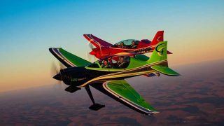 GameBird GB1 aerobatic aircraft