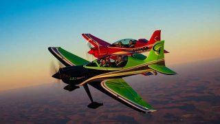GameBird GB1 aerobatic aircraft