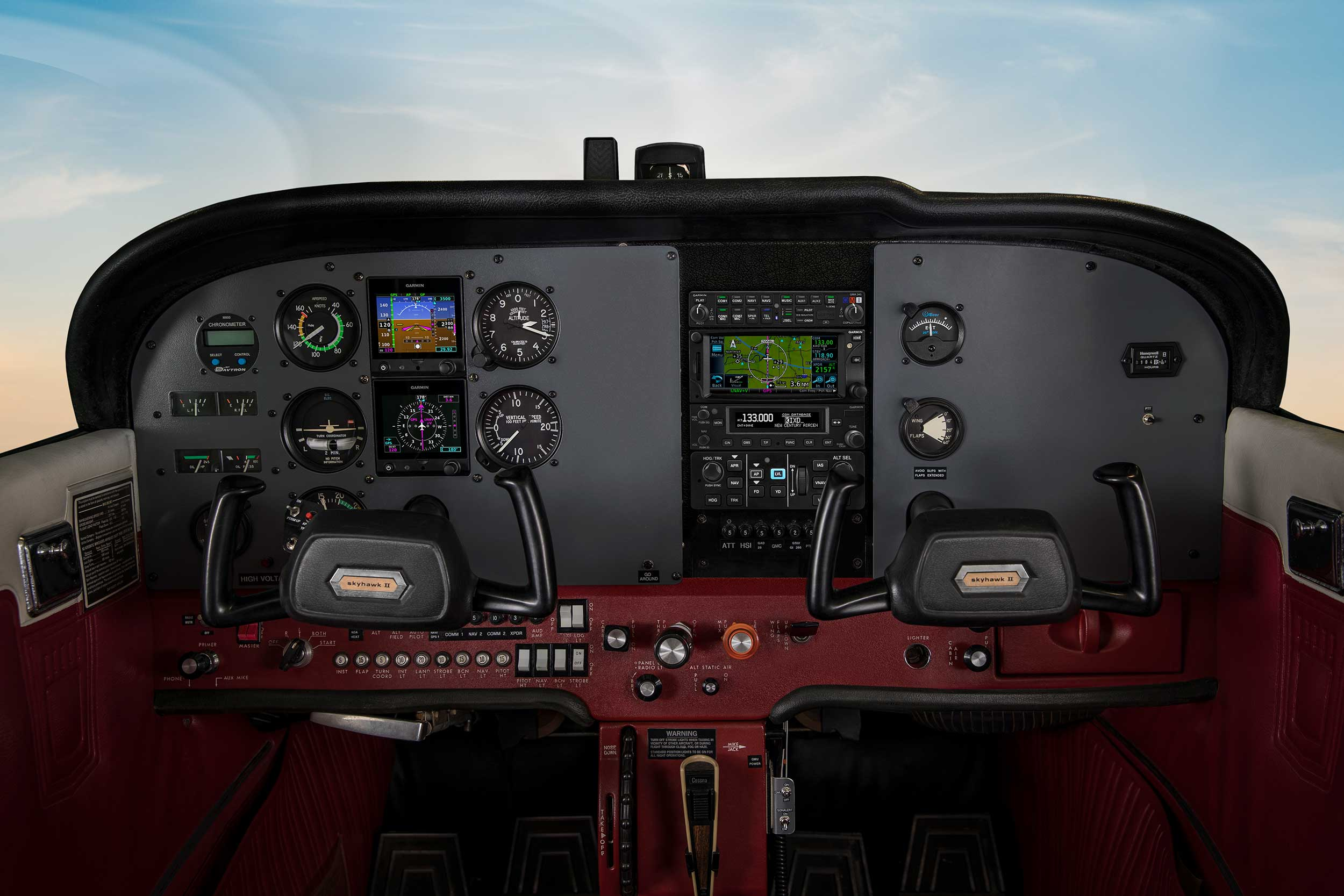 Garmin GFC 500 autopilot