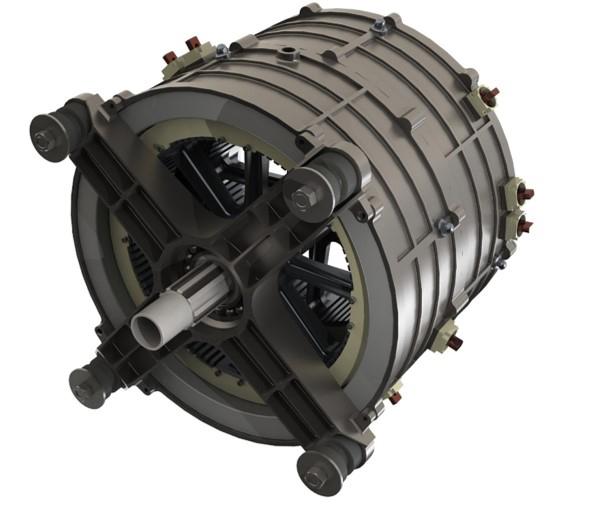 magniX electric motor