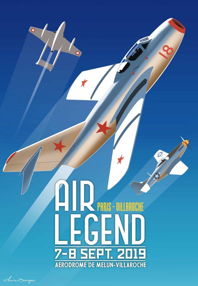 Air legend airshow