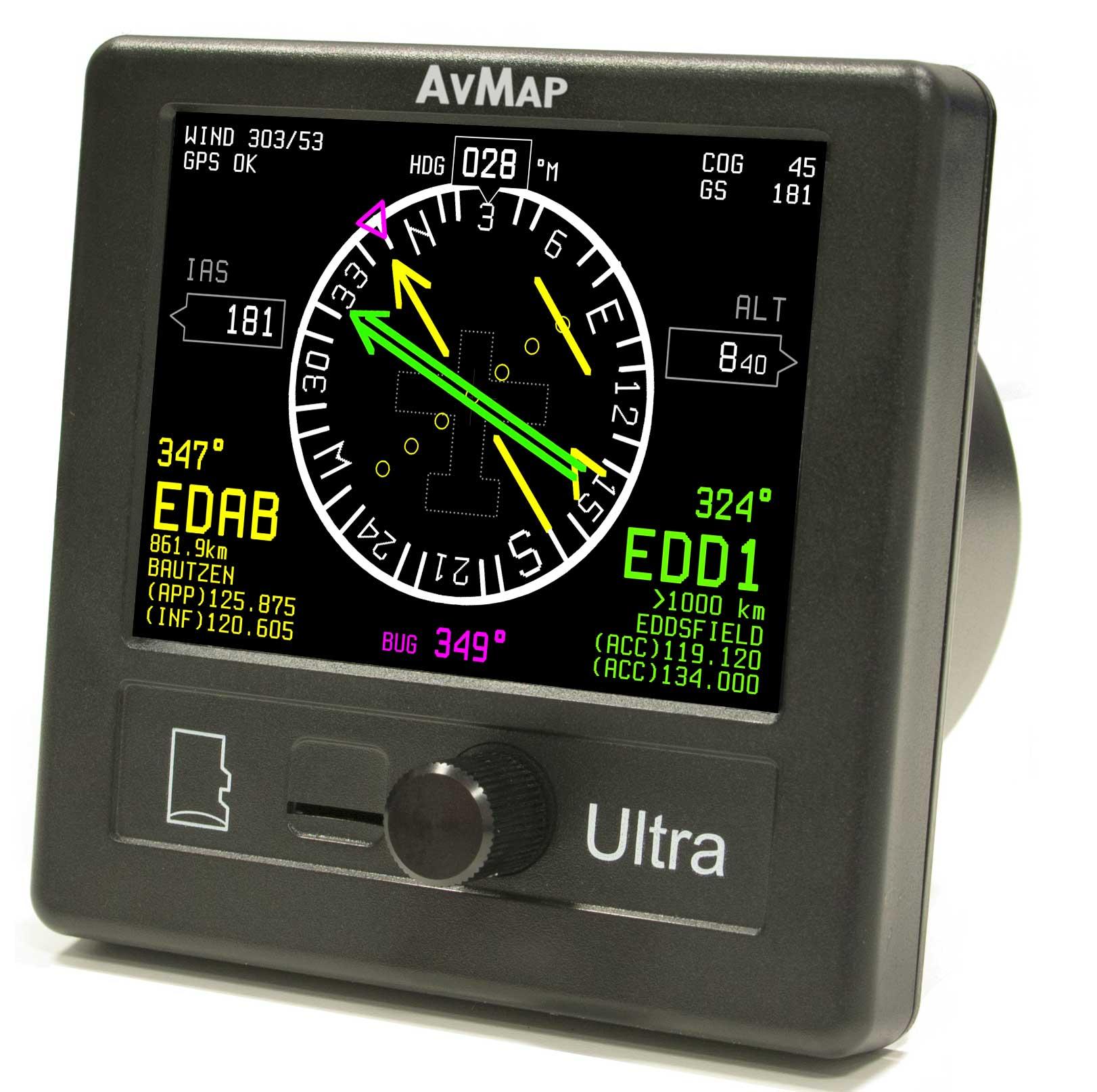 AvMap EFIS Ultra
