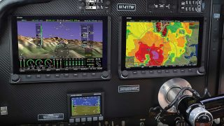 Dynon Skyview HDX Bonanza