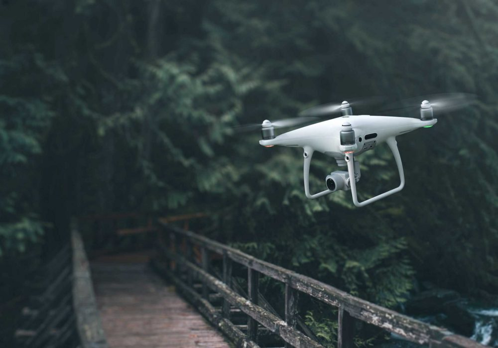 DJI drones to be fitted with aircraft detector - FLYER