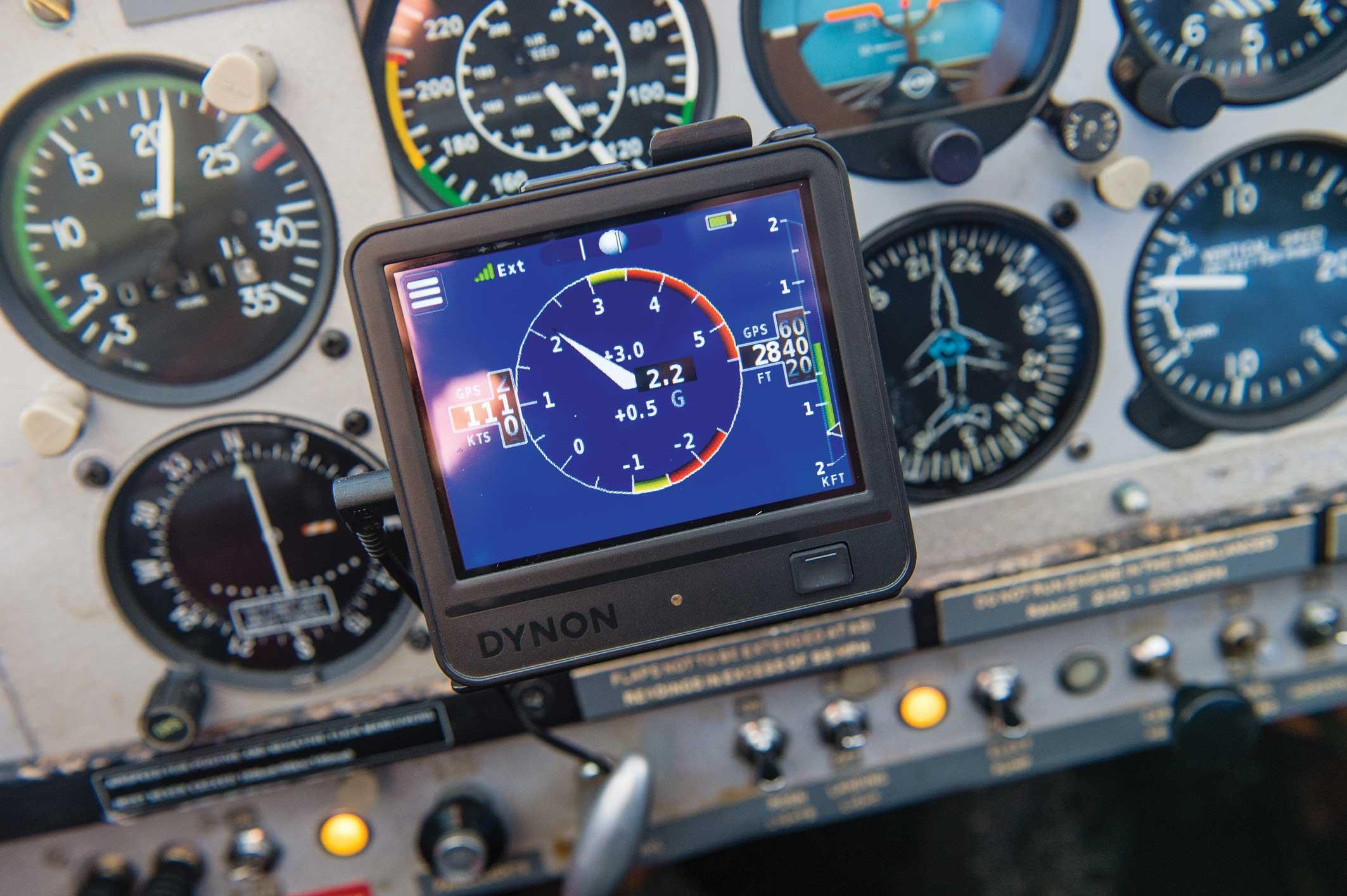 Dynon D3 Pocket Panel - FLYER