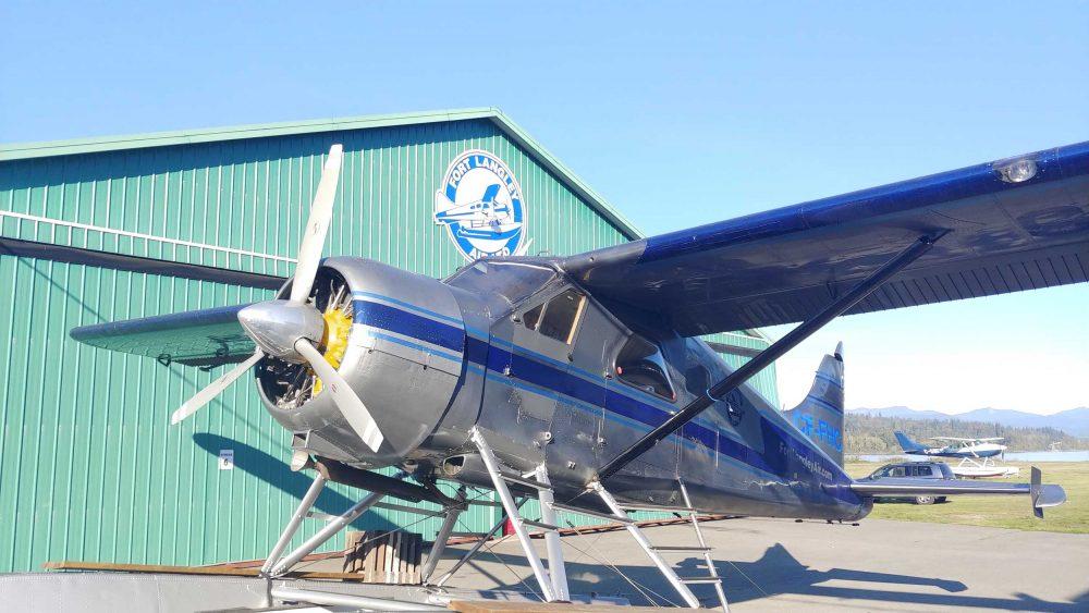 Beaver floatplane