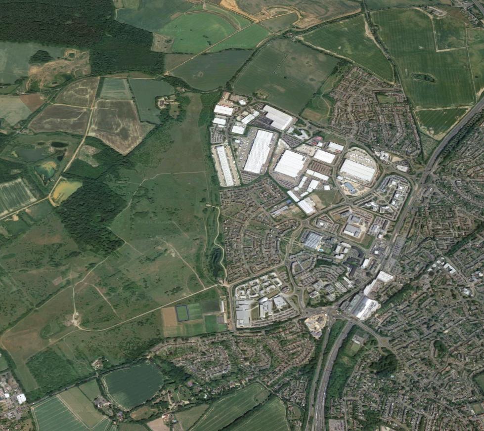 Hatfield aerodrome
