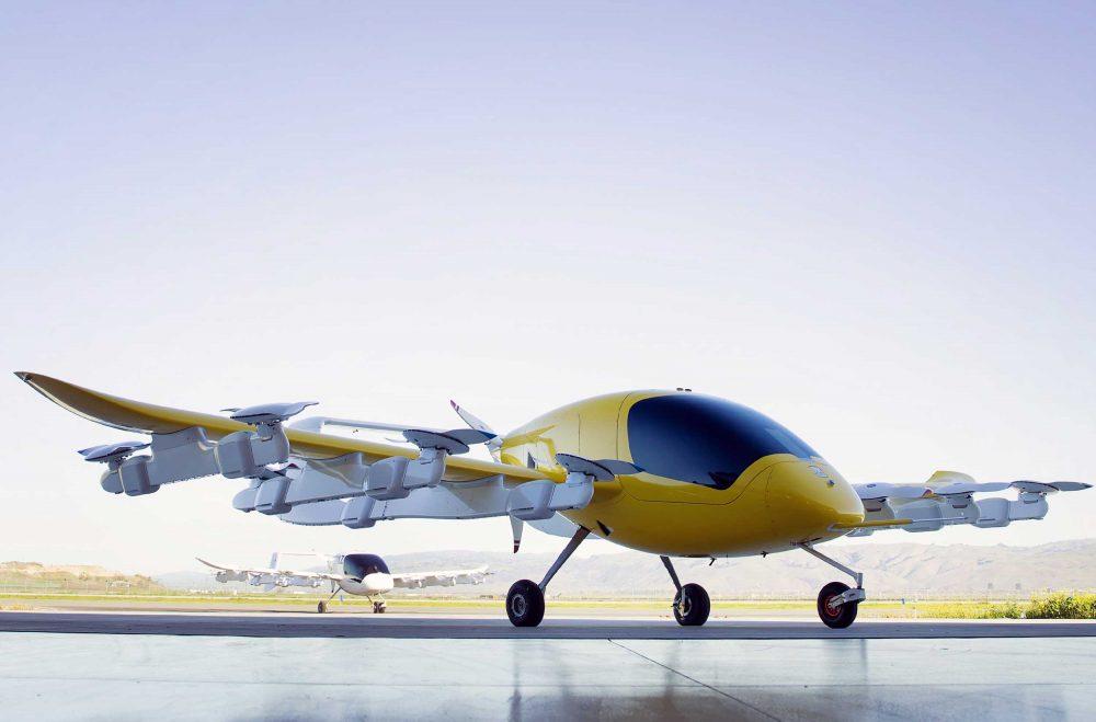 Boeing Kitty Hawk Cora eVTOL