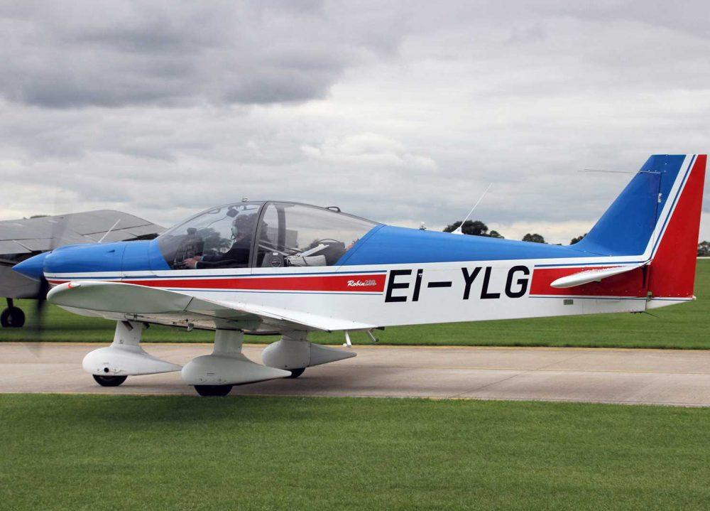 Leinster Aero Club Robin HR 200