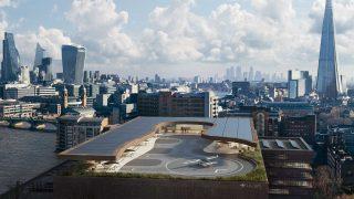 Lilium Jet selects London