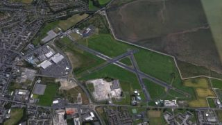 Newtownards airfield