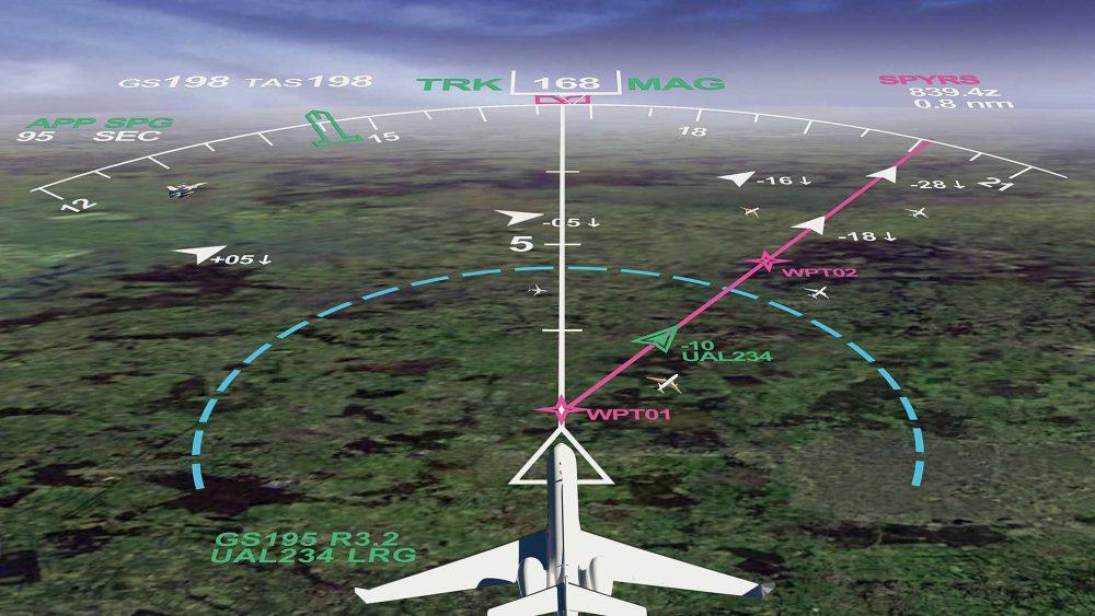 Rockwell Collins GPS glitch