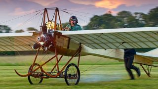 Shuttleworth Evening Airshow