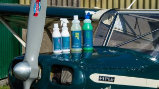 Smooth Aviation cleaning products