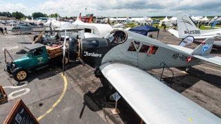 WACO Junkers F-13