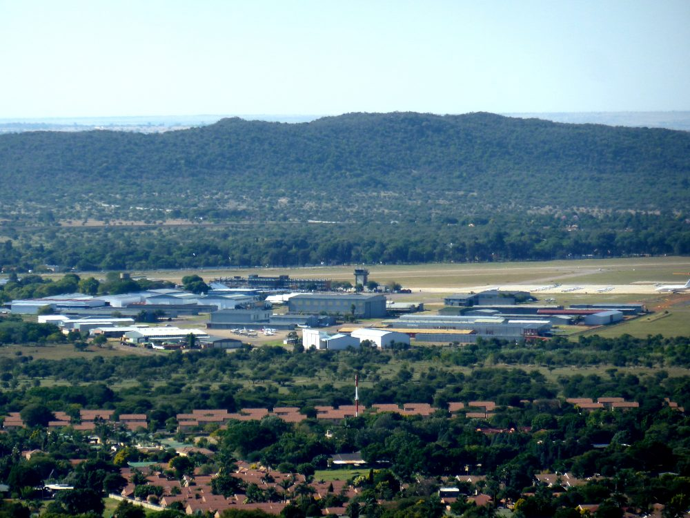Wonderboom Airport