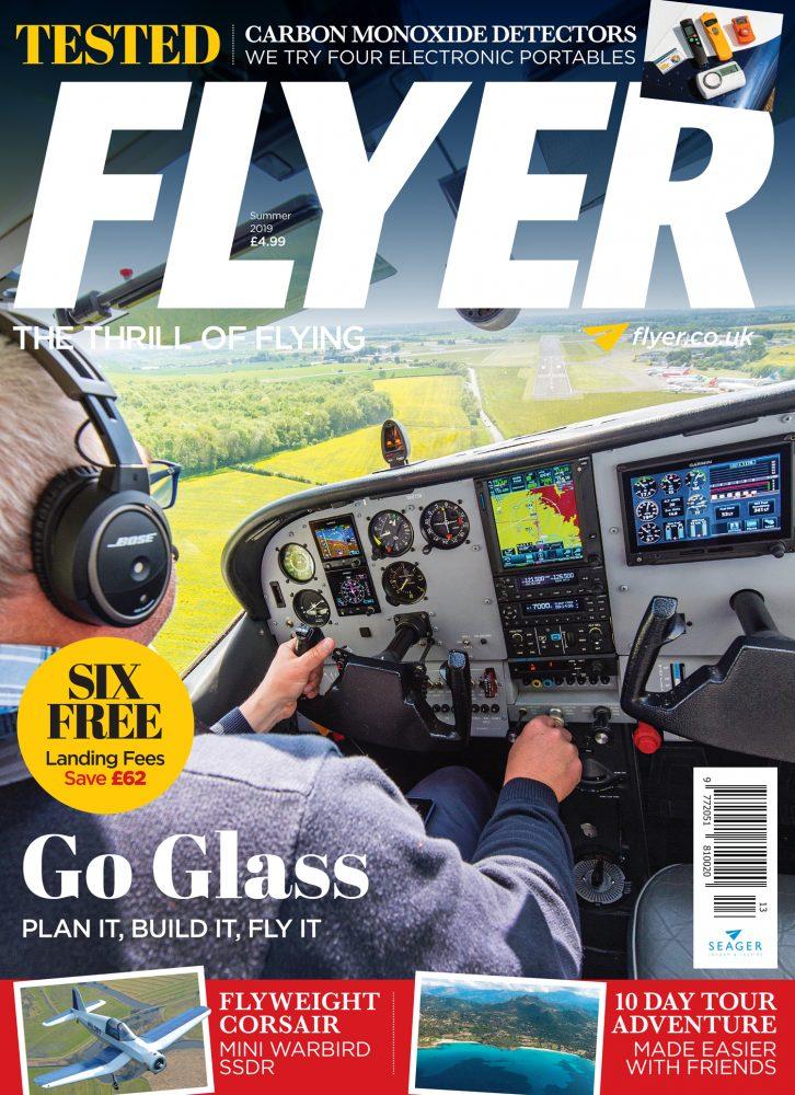 Flyer magazine Summer 2019