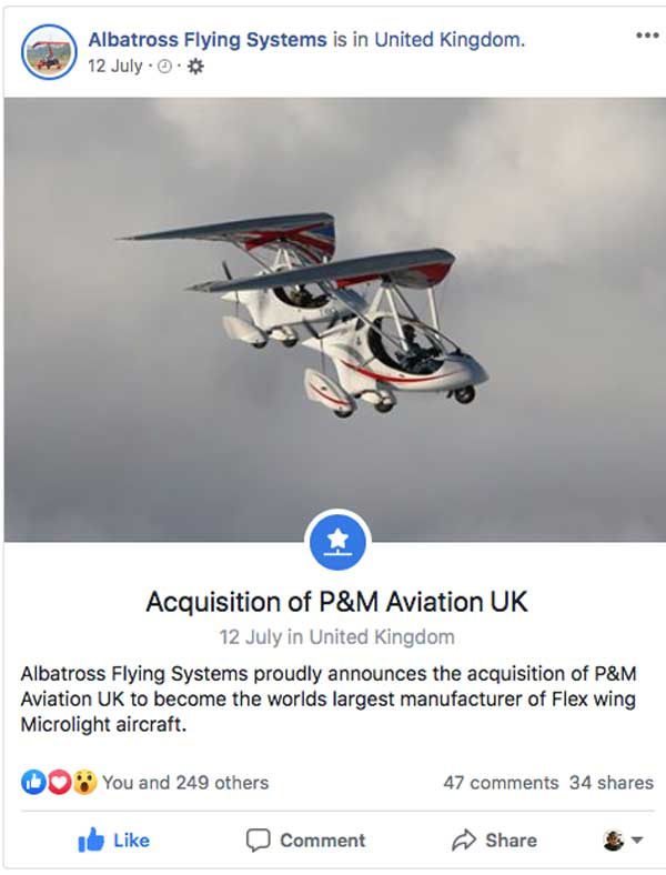 Albatross Flying Systems