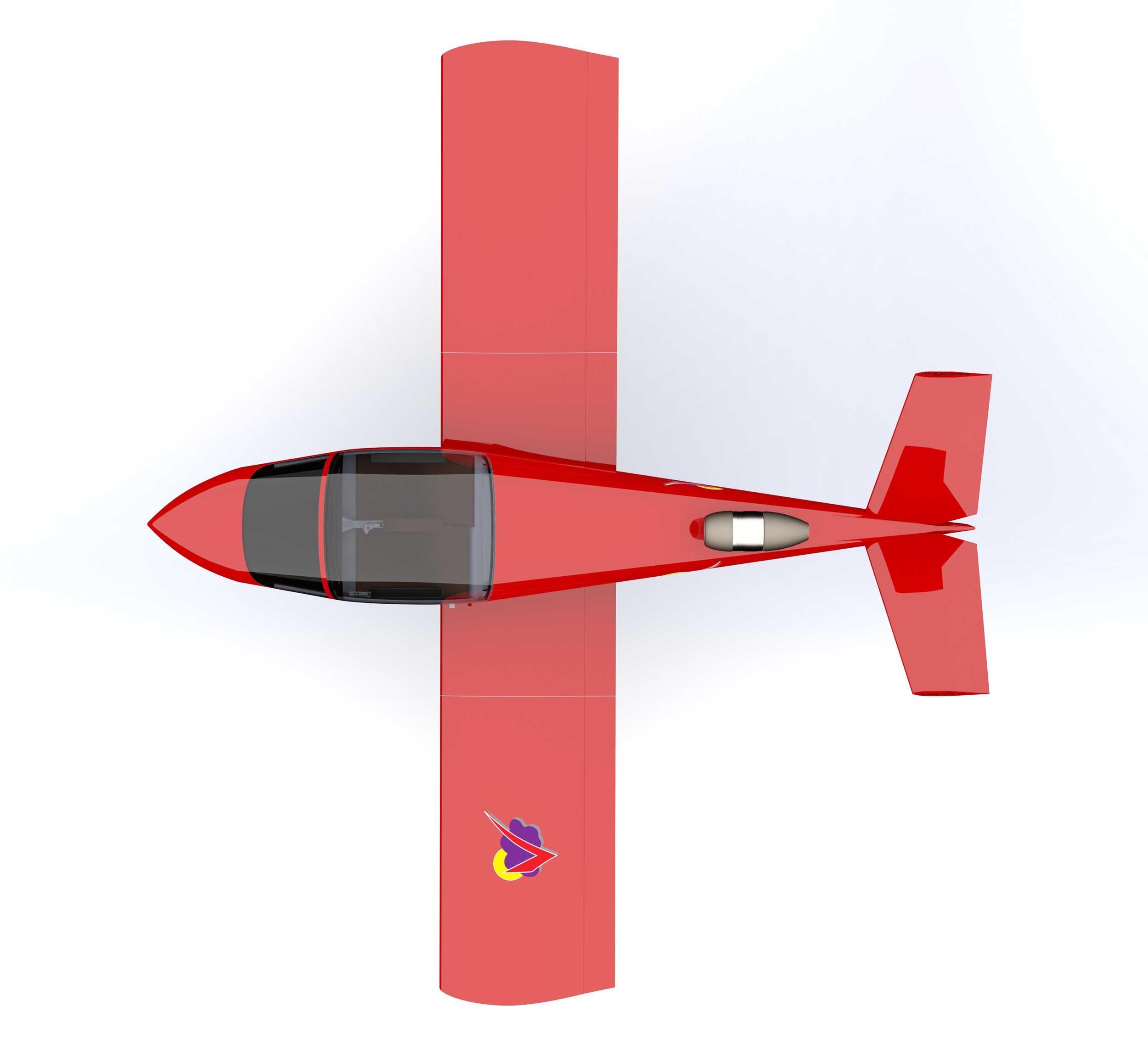 Sonex two-seat jet