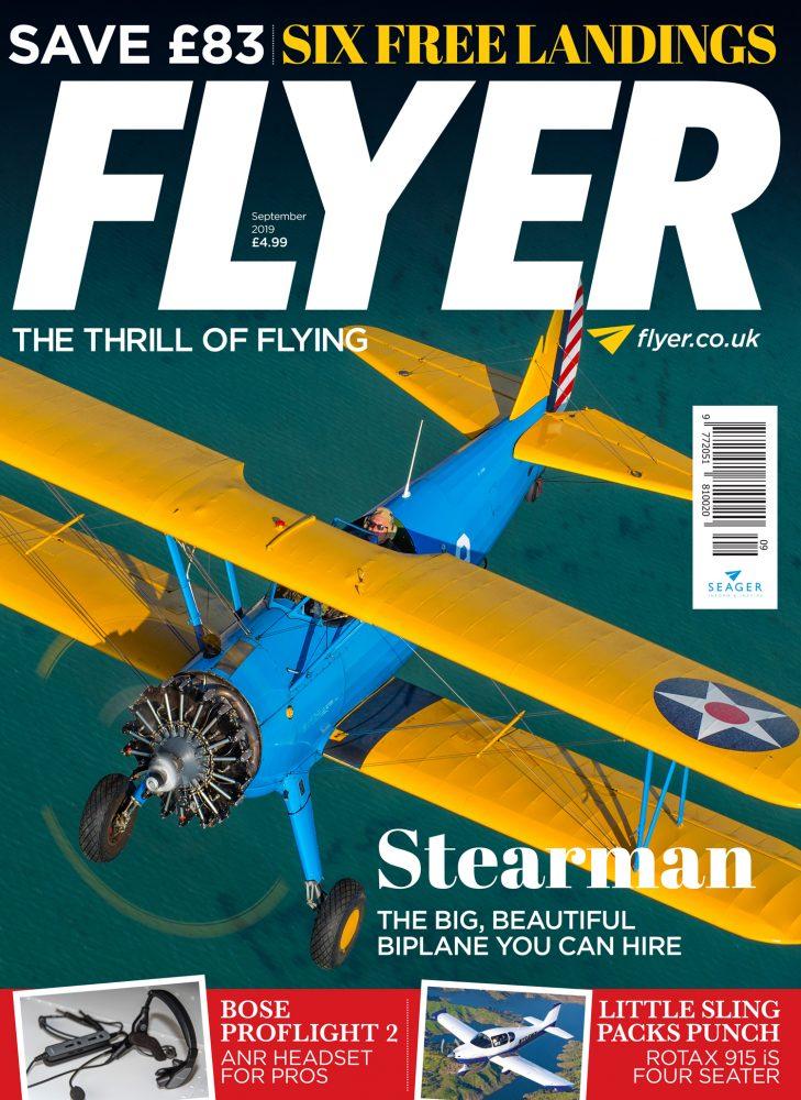 Flyer September 2019 cover