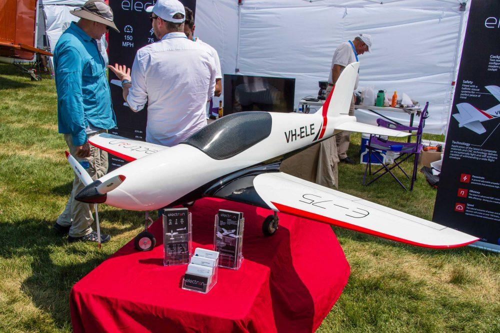 Electron electric aircraft