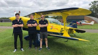 Ultimate Aerobatics winners