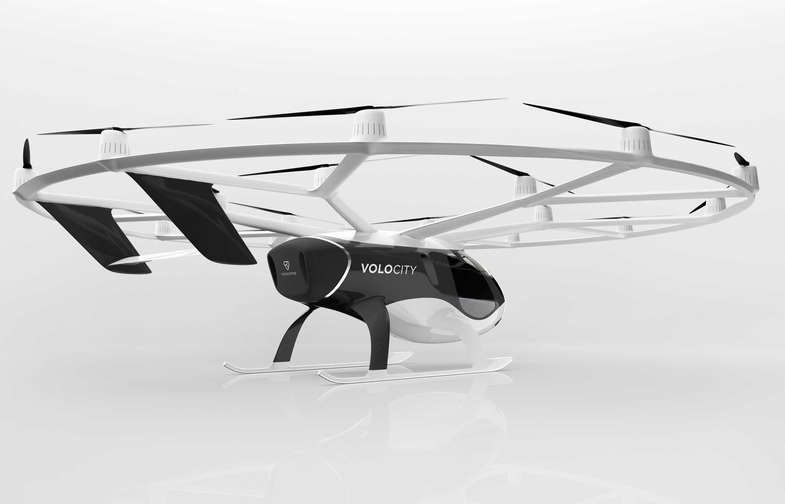 Volocopter VoloCity air taxi