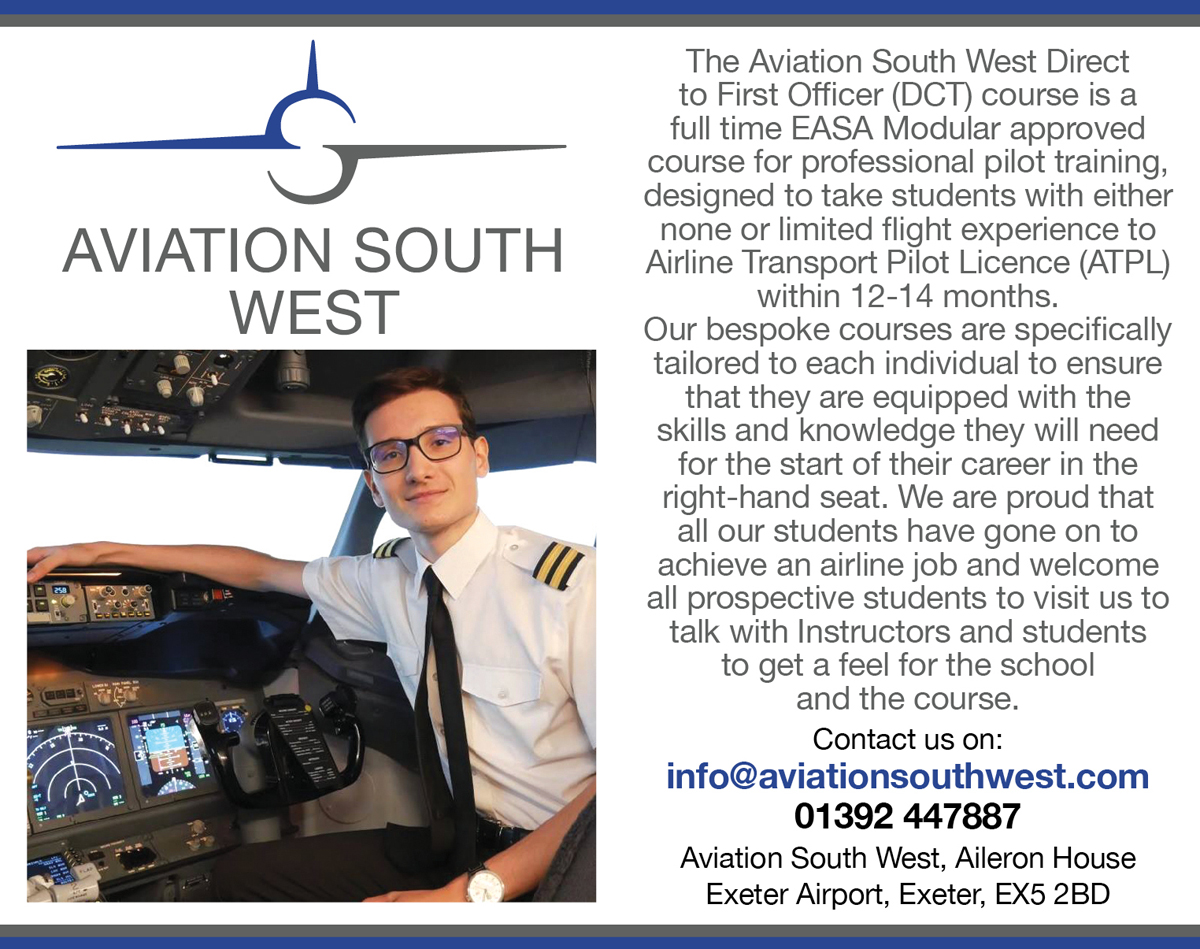Aviation South & West