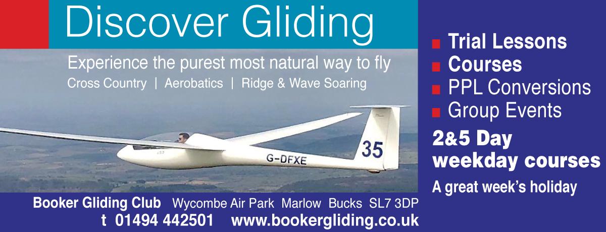 Booker gliding