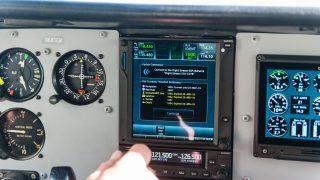 Garmin avionics